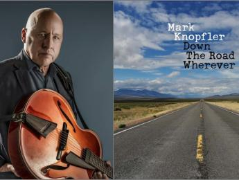 "Primer videoclip del nuevo álbum de Mark Knopfler, ""Down The Road Wherever"""