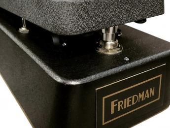 No More Tears Gold 72, el nuevo wah de Friedman