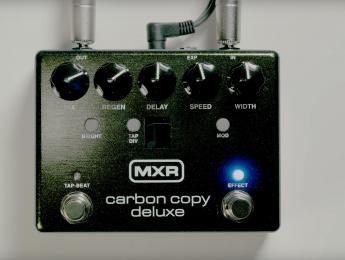 Demo de MXR Carbon Copy Deluxe (No talking)