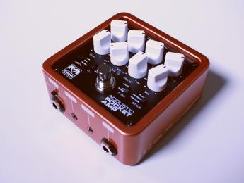 Review de Palmer Acoustic Pocket Amp