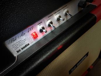 BC Audio Bel Air 40, un cabezal con etapa de potencia configurable