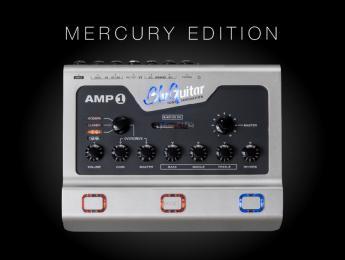 BluGuitar Amp1 Mercury Edition, ahora adaptado para metal moderno
