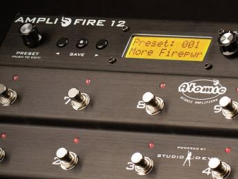 Atomic Amplifire 6 y 12, ahora actualizados con pitchshifting y un nuevo ampli