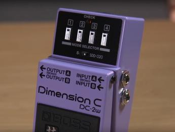 Review de Boss Dimension C Waza Craft