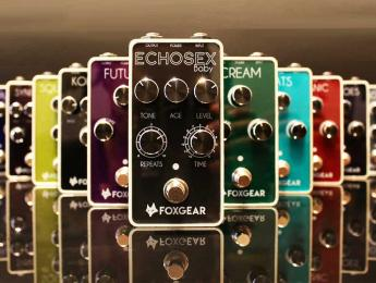 Foxgear presenta su linea de pedales Professional Compact Series