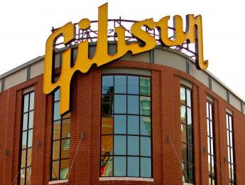 Gibson cierra la factoría de Memphis y unifica toda la producción de eléctricas en Nashville