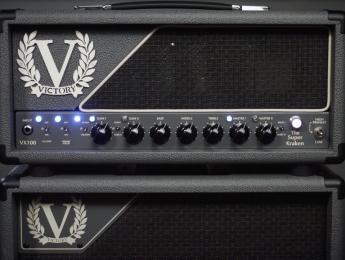 VX100 The Super Kraken, el cabezal high gain de Victory duplica su potencia y gana nuevas funciones