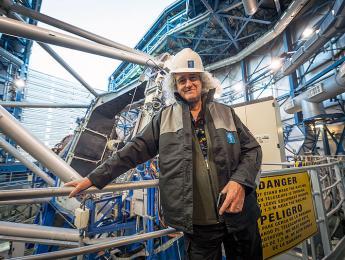 """""""New Horizons"""", el nuevo single de Brian May, se estrenará en la sede de la NASA"""