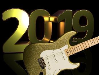 Los 10 propósitos de año nuevo para guitarristas