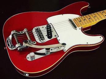 Fender compra la marca Bigsby