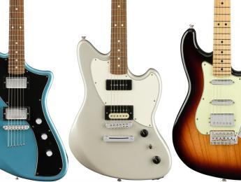 Fender lanza la serie Alternate Reality con los modelos Meteora HH, Powercaster y Sixty-Six