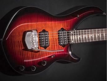 Nueva Music Man/Ernie Ball Tiger Eye Majesty John Petrucci Signature de 6 y 7 cuerdas