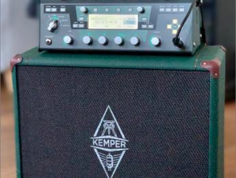 Kemper Kabinet, una pantalla pasiva FRFR que puede simular la respuesta de diferentes altavoces