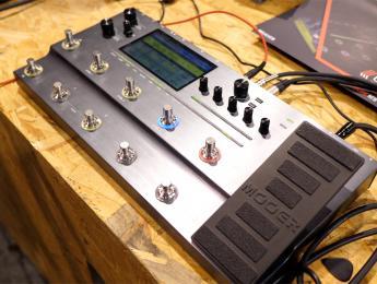 Así suena la nueva Mooer GE 300