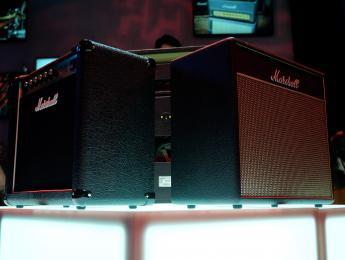 Marshall Studio Series, primer contacto y prueba de sonido
