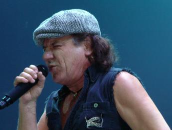 """Brian Johnson de vuelta a AC/DC: """"Estoy harto de negarlo"""""""