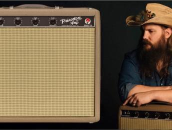 Un amplificador clásico de Fender revive con el '62 Princeton Chris Stapleton Edition