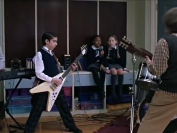 Pillan robando guitarras a Joey Gaydos Jr, el que fuera joven actor en la película Escuela de Rock
