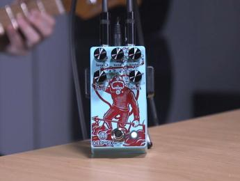 Demo del compresor Walrus Audio Deep Six V3 (No talking)