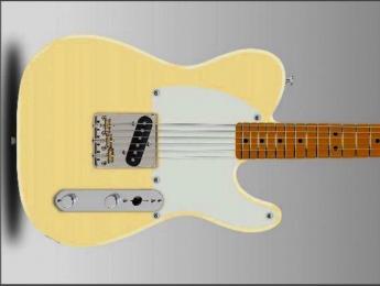 FSR Classic Vibe '50s Esquire: la primera guitarra sólida de Leo Fender, recuperada por Squier