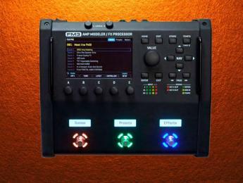 Fractal Audio FM3, la nueva pedalera inspirada en Axe-Fx III