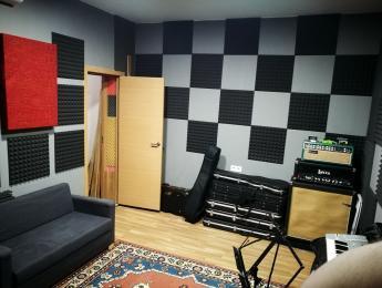 Crear un local de ensayo en casa, paso a paso