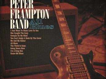 """Peter Frampton publica un avance de """"All Blues"""", su nuevo álbum de versiones de blues"""