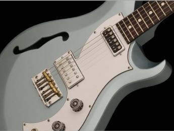 PRS amplia la serie S2 con una versión semi-sólida del modelo Vela