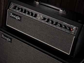 Fillmore 100 en formato cabezal y combo, el amplificador tipo Tweed de Mesa/Boogie dobla su potencia