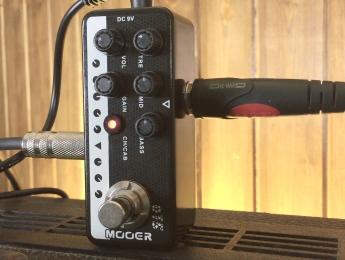 Review de Mooer Preamp 015 (colaboración con Metal Tune)
