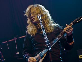 Dave Mustaine informa de que padece cáncer de garganta y cancela sus fechas con Megadeth