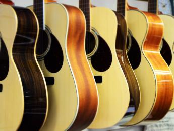 ¿Con cuántas guitarras podemos estar servidos?