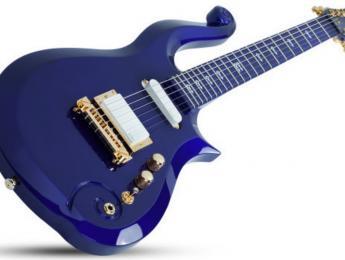 Ya puedes adquirir una réplica oficial de la famosa guitarra Cloud de Prince hecha por Schecter