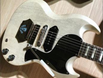 Nueva Gibson Custom Shop Brian Ray 62 SG Jr. para el guitarrista de Paul McCartney