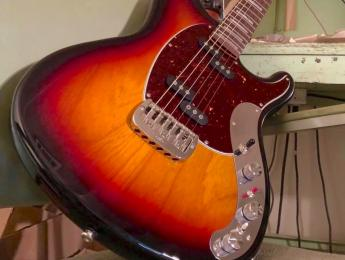 G&L lanza el modelo Espada 50 años después del primer boceto de Leo Fender