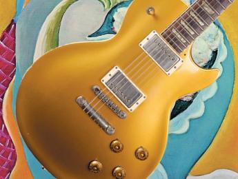 Pagan 1,25 millones de dólares por la Gibson Les Paul Goldtop que Duane Allman usó en Layla