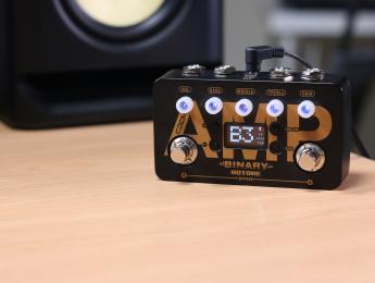 "Review de Hotone Binary Amp, el simulador de amplis ""de bolsillo"""