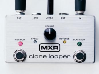 Jim Dunlop se apunta a los loopers con el nuevo MXR Clone Looper Pedal
