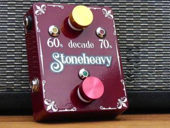 Stoneheavy Decade, un pedal pasivo de 300 dólares con dos únicos sonidos