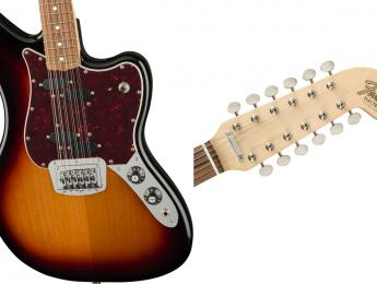 Ya está disponible la esperada Fender Alternate Reality Electric XII de 12 cuerdas