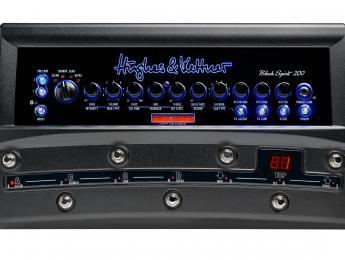 Hughes & Kettner Black Spirit 200 Floor, un amplificador de 200 W a nuestros pies