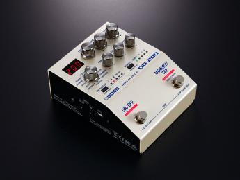 Review de Boss DD-200, delay compacto con memorias y MIDI