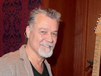 Eddie Van Halen se someterá a cirugía a causa de un cáncer de garganta