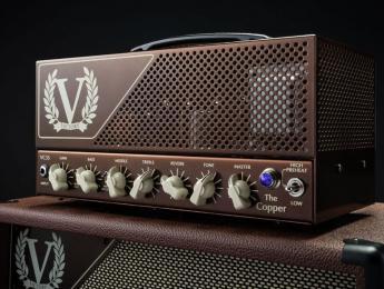 Victory VC35 The Copper, un cabezal inspirado en el Vox AC30 con toques Marshall Plexi