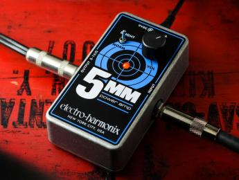 Electro-Harmonix: 5mm, Ram's Head Big Muff Pi reissue y otras novedades recientes