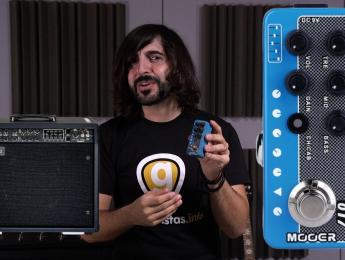 Review de Mooer 017 (CALI-MK IV): un Mesa Boogie Mark IV en miniatura