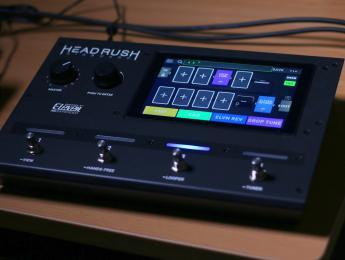 Headrush Gigboard 2.1: probamos su nuevo firmware (Peavey 5150II, Drop, nuevas IR's y más)
