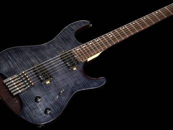Harley Benton Dullahan, una guitarra sin pala de precio asequible