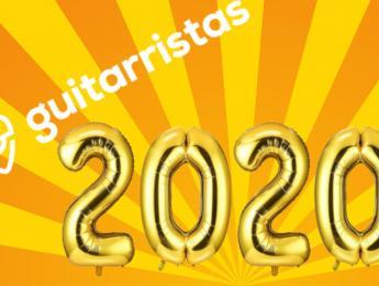 ¡Feliz año 2020, Guitarristas!