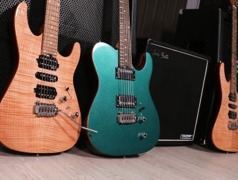 ¡Gana una guitarra Harley Benton y un niño recibirá otra igual!